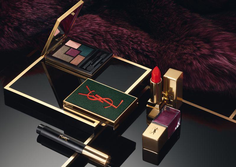 Это скандал! Полный обзор осенней коллекции макияжа YSL Scandal Collection 2016